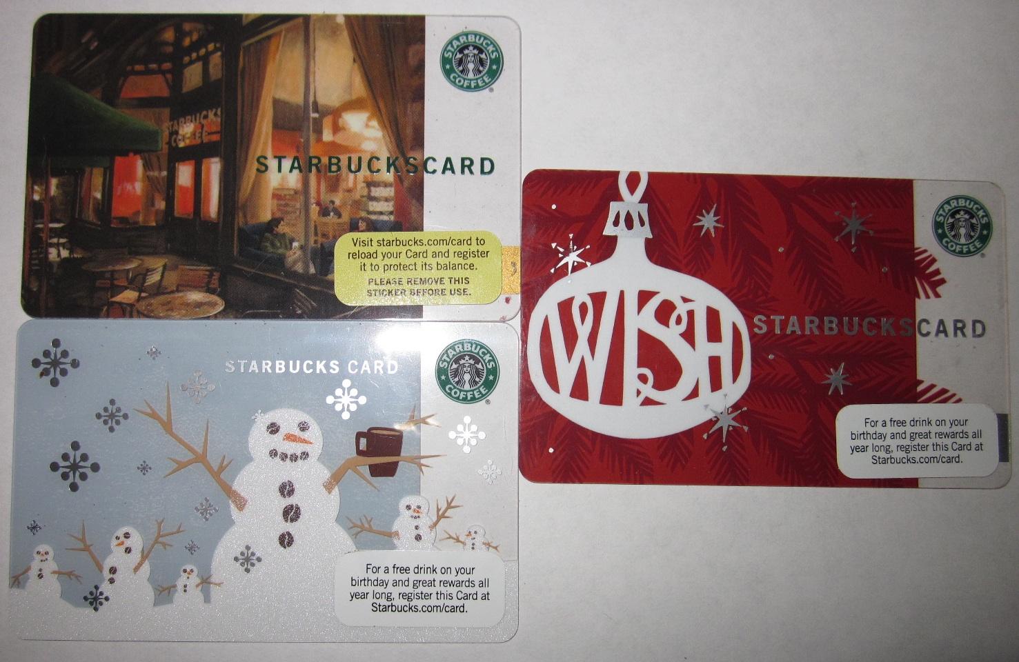 Starbucks Birthday Card Gallery Birthday Cards Ideas