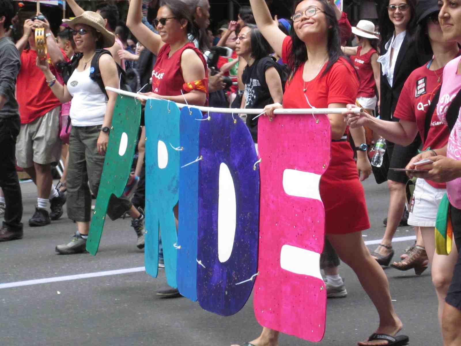 asian pride girls