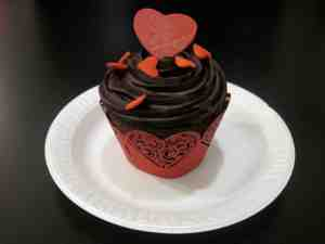 If I were inclined to marry a cupcake, this would be The One.