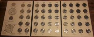 Check out my commemorative quarters collection!