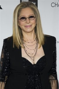 Barbra Streisand, 71 years old today and she still has it. (Invision — Photo by Charles Sykes)