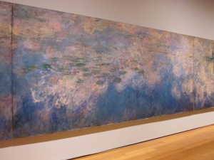 Water Lilies. 1914-1926