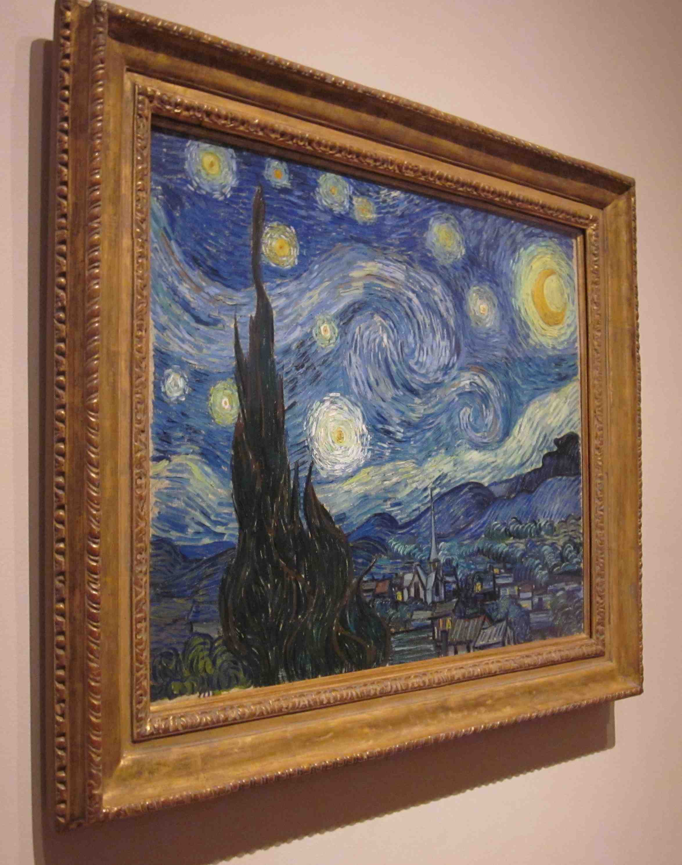 lame adventure 369 what a scream lame adventures the starry night 1889