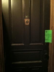 Dean man's door.
