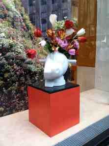 Split-Rocker, the vase.