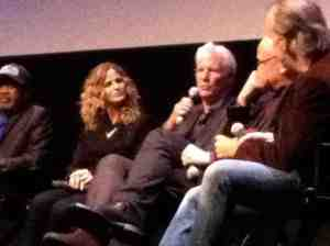 Kyra Segewick, Richard Gere and Oren Moverman.