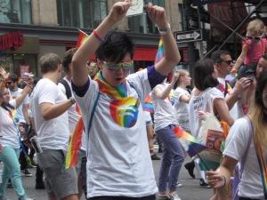 Pride shades.
