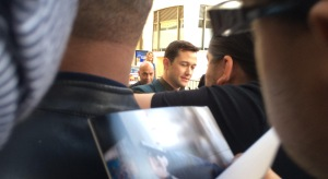 Joseph Gordon-Levitt a.k.a. Mr. Nice Guy.
